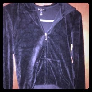 Juicy Couture hoodie jacket size small